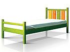 Кровать Junior берёза 90x200 cm AW-66189