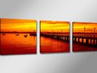 Картина из 3-частей Мост ED-67547