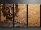 Картина из 3-частей Будда ED-67569
