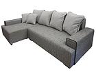 Угловой диван-кровать с ящиком Klaus Extra SN-67783