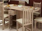 Складной стол 80x100-160 cm TF-67825