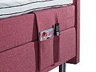 Sleepwell карман для континентальной кровати 68x34 cm SW-68312