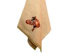Льняное банное полотенце Лошадь KO-69382