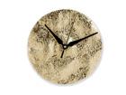 Часы Papadum Crumpled маленькие, золотистые A5-69499