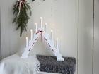 Подсвечник с электрическими свечами Annie AA-69617