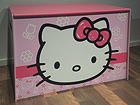 Ящик для игрушек Hello Kitty TS-70592