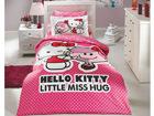 Постельное белье Hello Kitty 160x220cm AÄ-71015