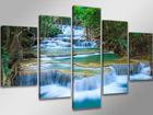 Картина из 5-частей Водопад ED-71655