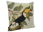 Декоративная подушка Птица 45x45 cm QA-71981