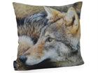 Декоративная подушка Волк 45x45 cm QA-71983