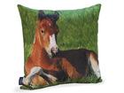Декоративная подушка Лошадь 45x45 cm QA-72000
