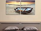 Картина Beach 70x140 cm QA-72097
