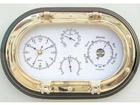 Часы термометр, гигро-, барометр WR-72792