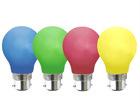 Декоративная пластиковая LED-лампочка для светового кабеля AA-72940