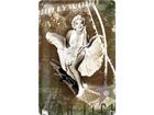 Металлический постер в ретро-стиле Marilyn Monoroe Hollywood 20x30cm SG-73484