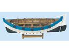 Модель судна Лодка WR-74206