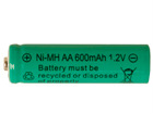 Никель-металлгидридный аккумулятор AA 1,2V AA-74540