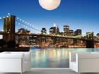 Фотообои Manhattan Brooklyn Bridge 280x200 cm ED-75084