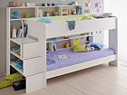 Двухъярусная кровать Bibop 90x200 cm MA-75801