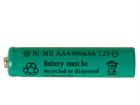 Перезаряжаемый от солнечной энергии Ni-MH аккумулятор AAA 1,2V AA-75928