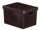 Коробка с крышкой Кожа ET-76414