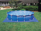 Защитный мат под бассейн 472x472cm SG-78336