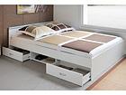Комплект кровати Alpha 140x200 cm MA-78835