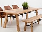 Обеденный стол Stockholm 95x210 cm CM-79189