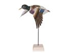 Металлическая птица Утка SH-79343