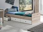Компактная кровать Lenny 90x200 cm SM-79724