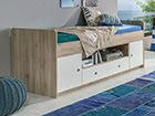Компактная кровать Lenny 90x200 cm SM-79725