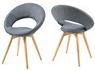 Комплект стульев Plump, 2 шт CM-80430