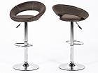 Комплект барных стульев Plump 2 шт CM-80431