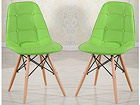 Комплект стульев Tess, 2 шт AQ-80507