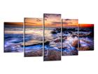 Картина из 5-частей Океан 200x100 см ED-80892