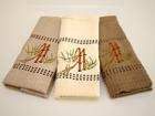 Бамбуковое полотенце 45x65 cм AN-81569