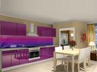 Глянцевая кухня 300 cm AR-82265