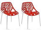 Комплект стульев Susi, 2 шт AQ-82476