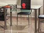 Обеденный стол Hektor 70x120 cm WS-83801