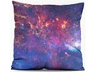 Декоративная подушка Purple Nebula 38x38 cm CX-84033