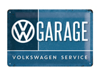 Металлический постер в ретро-стиле VW Garage 20x30 cm SG-84338