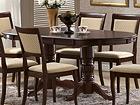 Удлиняющийся обеденный стол Anjelica 90x150-185 cm WS-84404