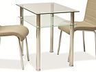 Обеденный стол Pixel 60x80 cm WS-84620