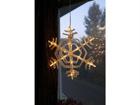 Рождественская декорация на окно Lumehelves 30 cм AA-84629