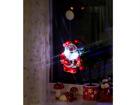 Рождественская декорация на окно Дед Мороз AA-84643
