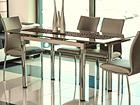 Удлиняющийся обеденный стол 74x110-170 cm WS-84681