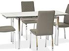 Удлиняющийся обеденный стол 70x100-150 cm WS-84682