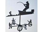 Флюгер Рыбак SG-84750