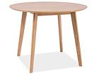 Обеденный стол Mosso II Ø 100 cm WS-85207