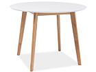 Обеденный стол Mosso II Ø 100 cm WS-85208
